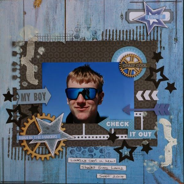 Created by Judith Armstrong using Kaisercraft Off the Wall