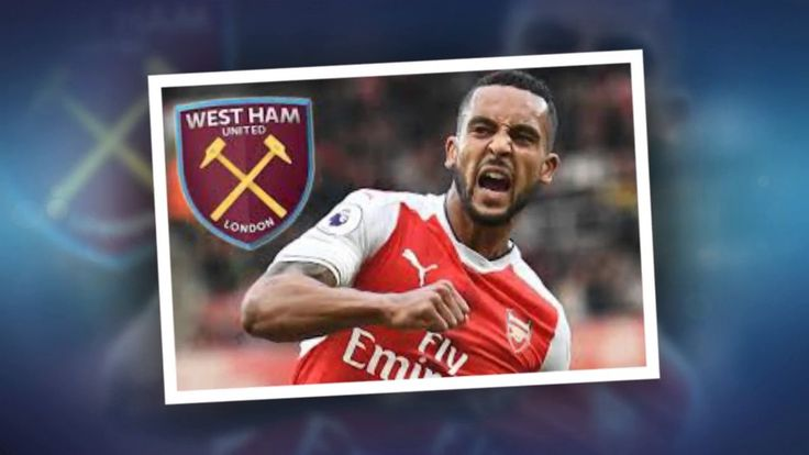 Theo Walcott to West Ham: Arsenal star could leave for 25m England future key