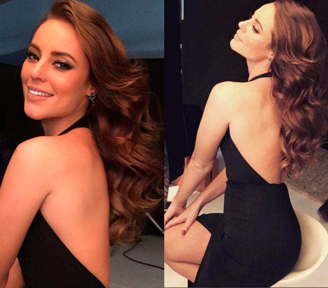 A atriz de 34 anos de idade está arrasando para sua nova campanha com Eudora.