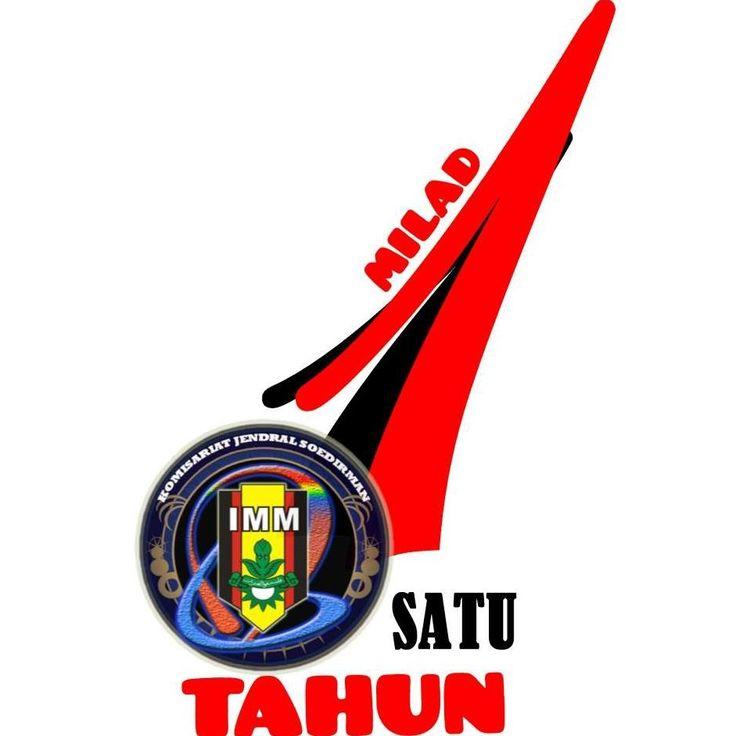 1 Tahun IMM Jenderal Soedirman Universitas Airlangga Surabaya