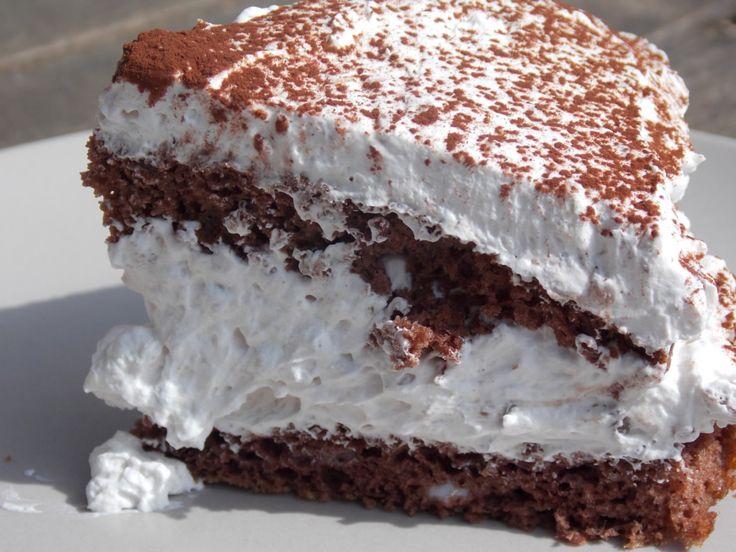 Gesztenyés torta meggyel - gluténmentes recept édesítőszerrel - Gluténérzékenység, Cöliákia, Gabonaallergia