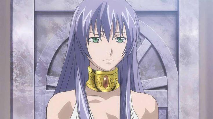 Sasha / Athena - Lost Canvas ( Saint Seiya )