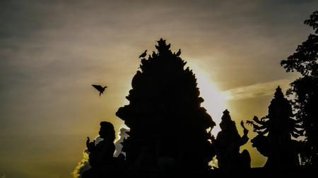sunset Photo by alfred chaniago — National Geographic Your Shot