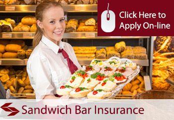 Sandwich Bar Shop Insurance