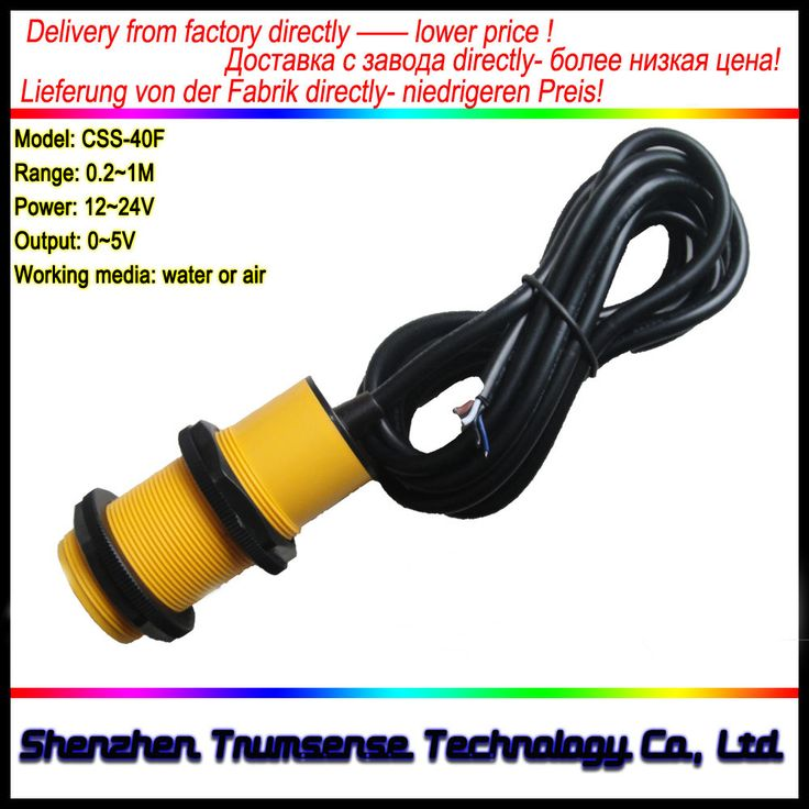 Find More Pressure Sensors Information about Air Ultrasonic Transducer  2M Distance  15~30V Power Supply 0~10V Output Customization Available ,High Quality custom from Svit SensoPlan by Trumsense FFROM ShenzhenTrumsenseTechnologyCoLtd Store on Aliexpress.com