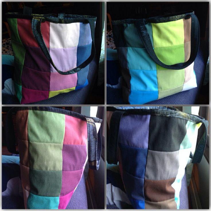 Mallitilkut käyttöön, bag of colours