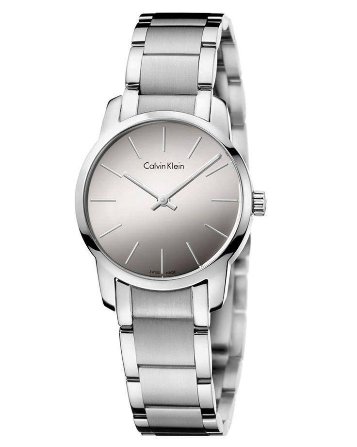 Ρολόι Calvin Klein City Ladies K2G23148