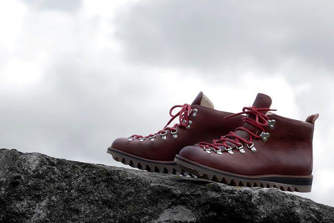 Fracap Hiking Boots Spring/Summer 2013