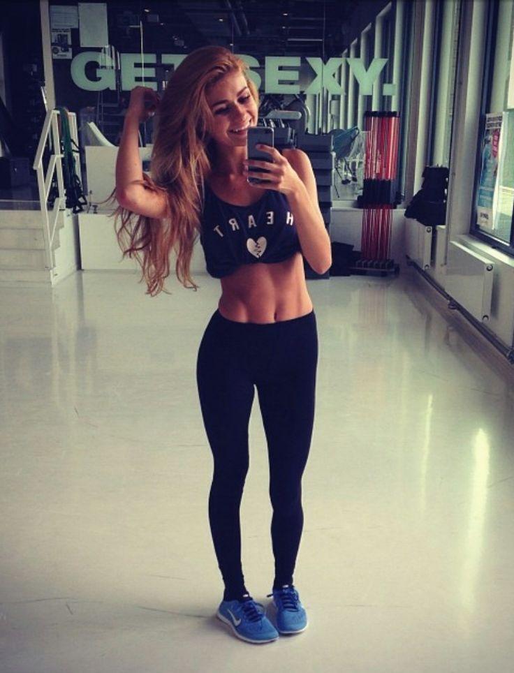 Girl Gym Motivation Tumblr | www.pixshark.com - Images ...