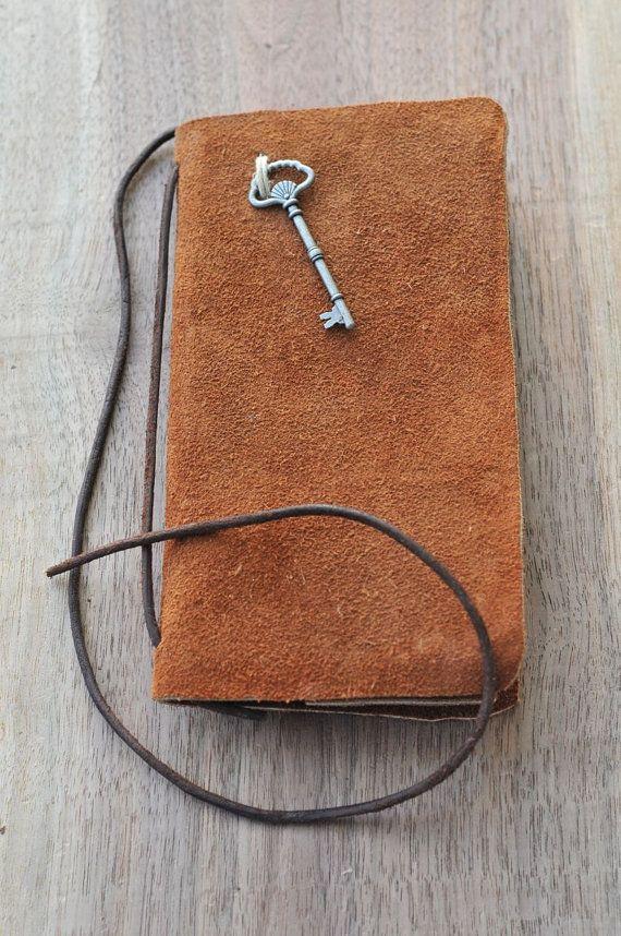 Journal made from Assless Chaps
