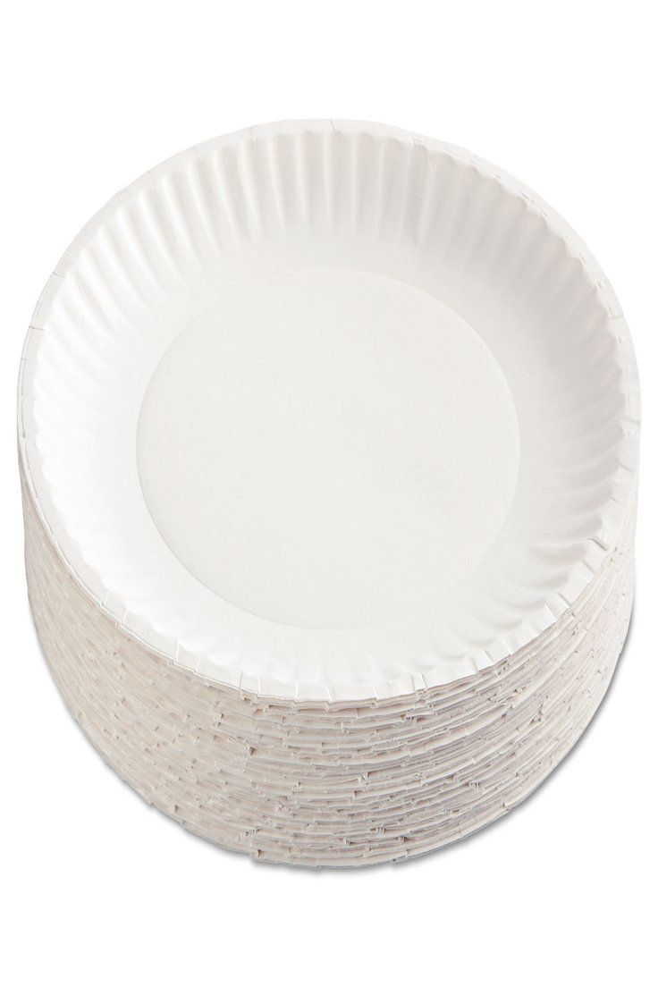 45 32 Ajm Packaging Corp Gold Label Coated Paper Plates 9 Dia White 100 Pack 10 Packaging Corp Gold Label Plates Paper Plates Disposable Plates