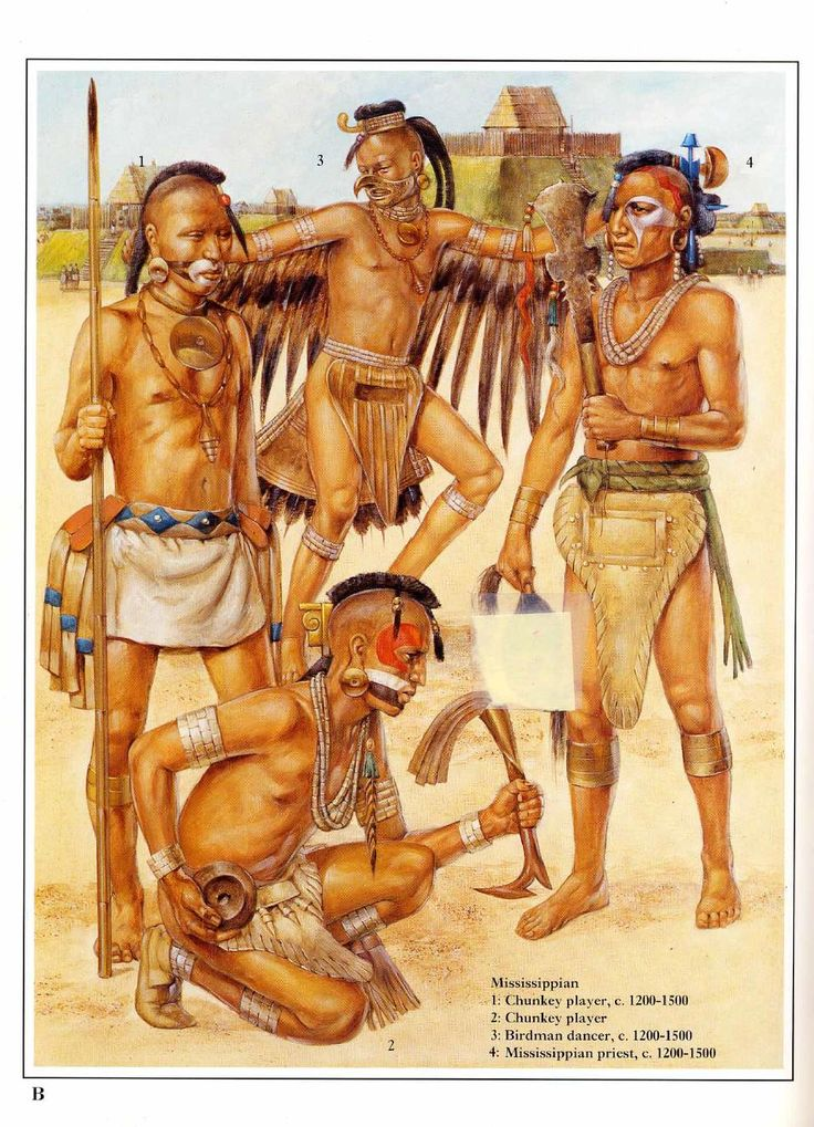 history of mississippian mound builders The scale of public works in the mississippian culture can be estimated from the largest of the earthworks, monks mound, in the cahokia mounds near collinsville , illinois, which is approximately 1,000 feet (300 metres) long, 700 feet (200 m) wide, and 100 feet (30 metres) high the magnitude of such public works and the.