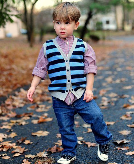 55 best Stricken Kinder Weste images on Pinterest | Baby stricken ...