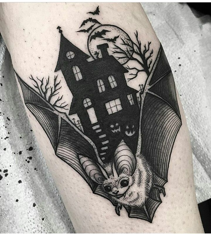 """2,469 likes, 12 comments – the collar bones (@gothicdreamers) on Instagram: """"« by: Sherlane W i … –  – #smalltattoos"""
