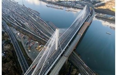 A third of Port Mann Bridge users will change route to avoid toll
