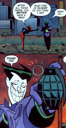 The Joker x Harley Quinn