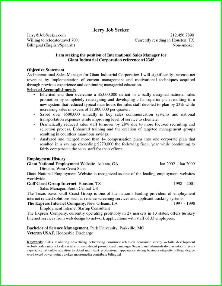 sample cover letter food and beverage director