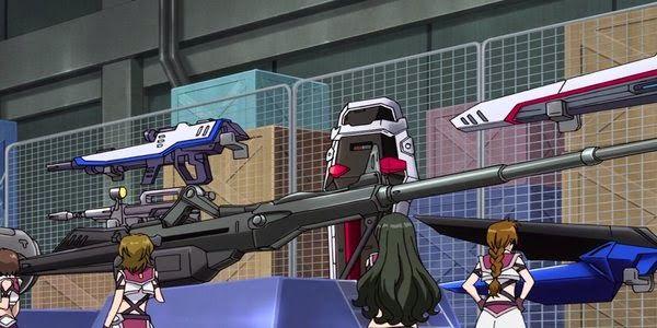 Cross Ange: Tenshi to Ryuu no Rondo Episode 4 Subtitle Indonesia - DrakSoft3