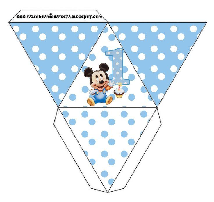 caixa piramide