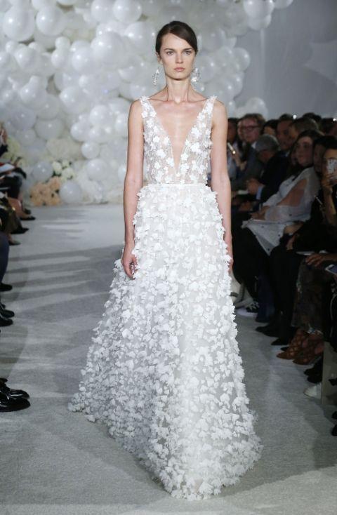 abbastanza Oltre 25 fantastiche idee su Abiti da sposa floreali su Pinterest  KH02