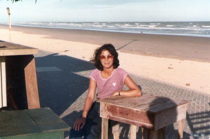 Na praia do Nordeste