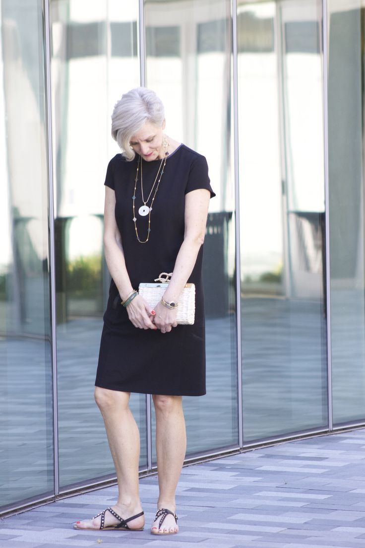 Black dress in summer - Working Shift Smart Black Dressesblack Summer
