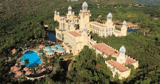 Palace of the Lost City | South Africa