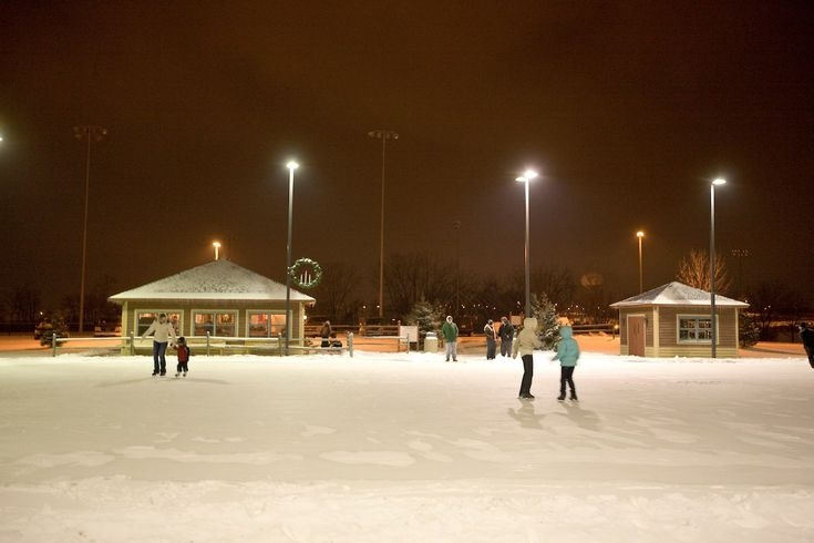 If you want to enjoy a romantic winter activity during your stay at Essence Suites, visit the Winter Wonderland ice rink, located only two miles from Essence at 15600 West Ave at Orland's Centennial Park. For more information, visit https://www.orland-park.il.us/index.aspx?NID=761.