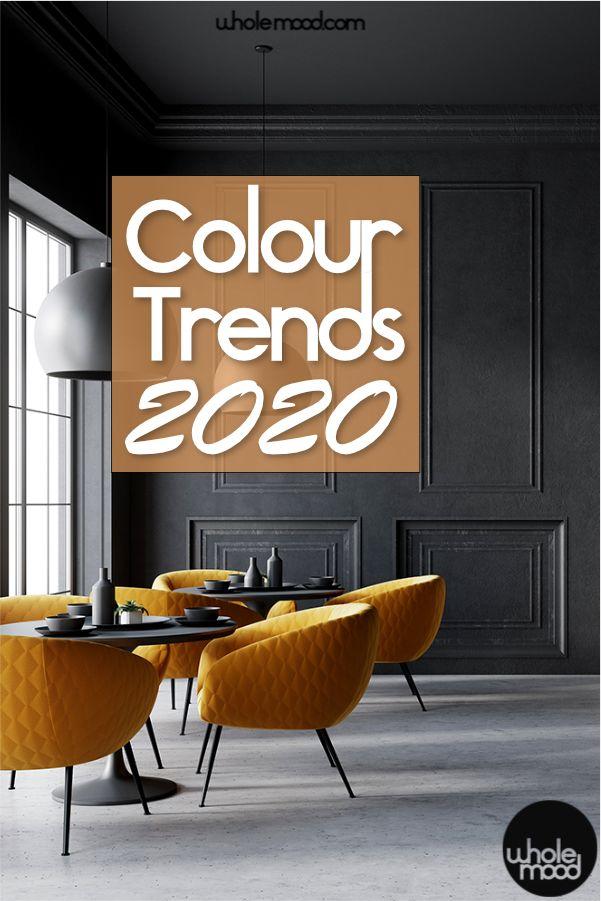 Post for The colour trend 2020 #Trend #Colourtrend #Sherwinwilliams #Deco #Interior #interiordesign