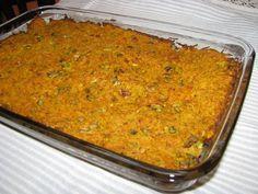 Diyet Yemek Tarifi - Fırında Mücver