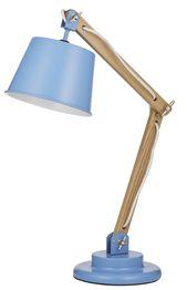 Charlie Desk Lamp Blue