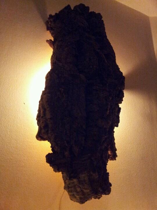 Lampshade natural