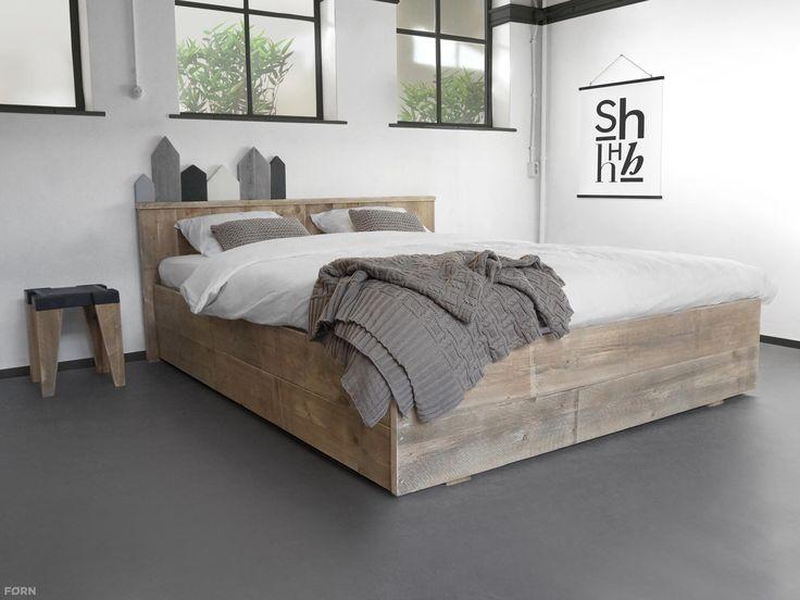 12 best bauholz betten images on pinterest beds living room and products. Black Bedroom Furniture Sets. Home Design Ideas