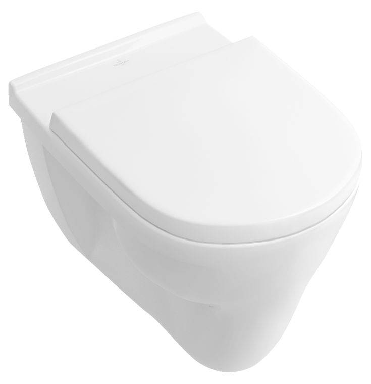 Villeroy & Boch O. novo 56621001 lapos öblítésű fali WC
