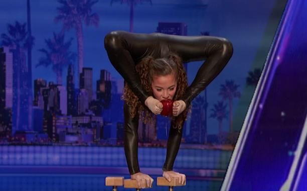 17 best images about sofie dossi on pinterest seasons cherries and america 39 s got talent - Sofie dossi gymnastics ...