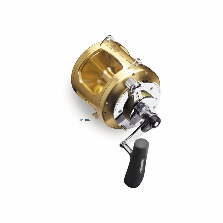 Shimano Tiagra, Tiagra A, Tiagra Reel, Shimano Reel, Shimano Fishing Reel - TackleDirect