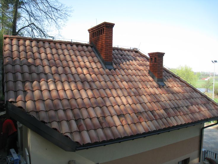 TeMax  clay roofing tiles Tegola in Cotto