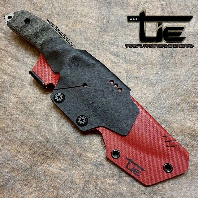 Kydex Sheath by Tie Tactical