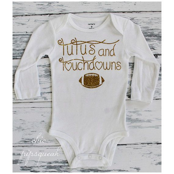 Hey, I found this really awesome Etsy listing at https://www.etsy.com/listing/250060192/baby-football-outfit-baby-football-tutu