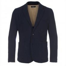 Paul Smith Jackets - Navy Revere Jacket