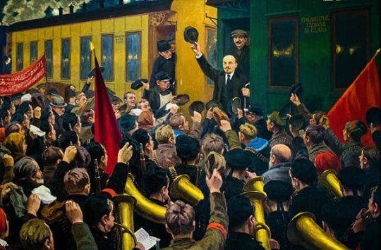 (Colaboración de Luis Miguel Úbeda) Hoy, 9 de abril, se cumplen cien años del inicio del viaje de Lenin de Zúrich a Petrogrado, la actual San Petersburgo.En palabras de Churchill, fue enviado por …