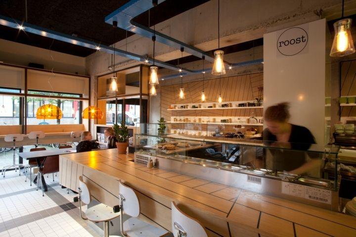 Roost Coffee Take Away By Buroblas 233 Loeff Amsterdam