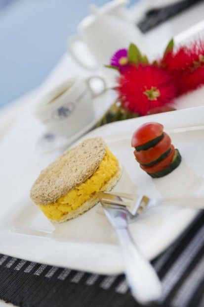 Here at the Volcano View Hotel, we place great importance on the nourishing breakfast we serve our guests because it is a good substantial meal that everyone will enjoy.