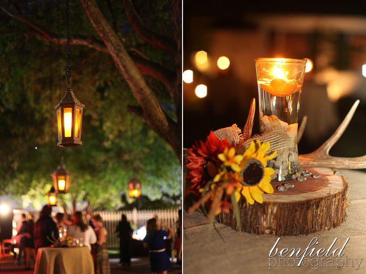 Benfield Photography Blog: Hunting Theme Wedding of CharLee and Ethan