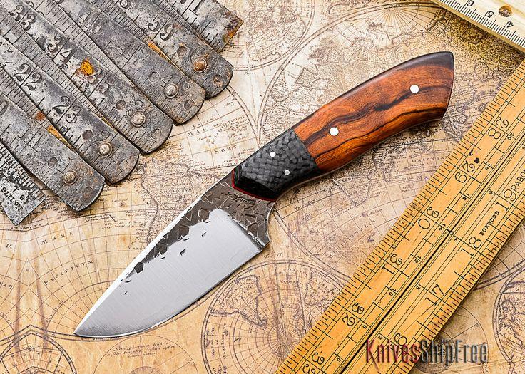 Carter Cutlery: Kajiki - Hand Forged Custom #47