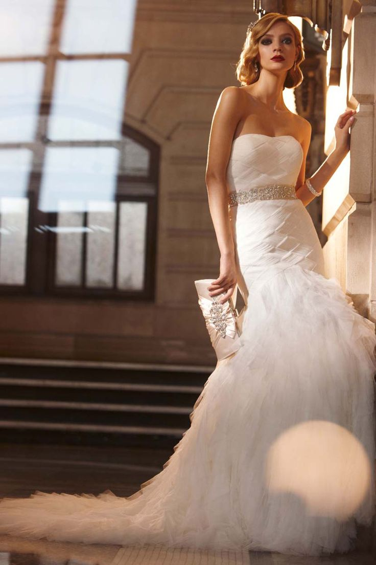 Galina Signature, Exclusively at David's Bridal: Style SWG523
