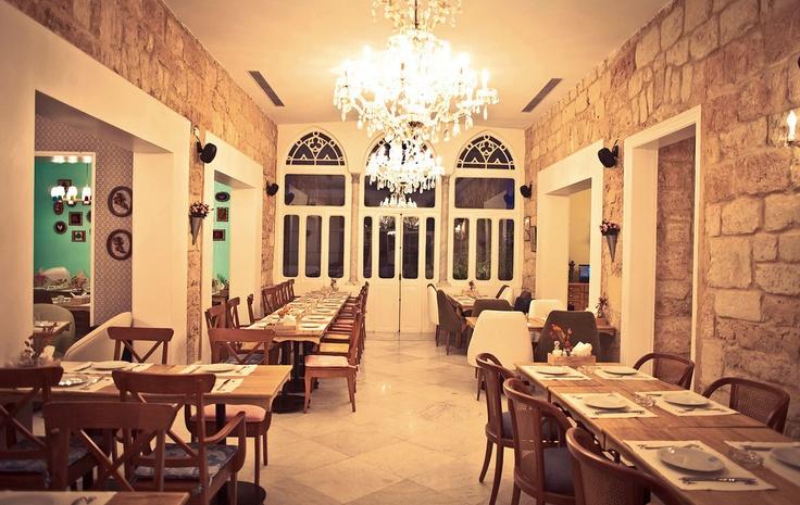 Restaurants Villa Mahdi