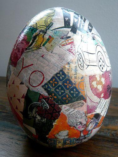 collage huevo yo