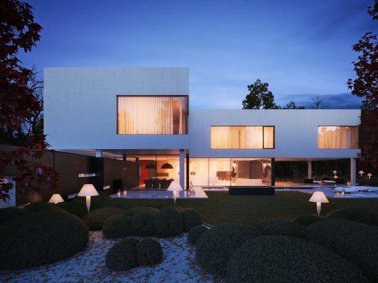 Black House visualization by Michal Nowak