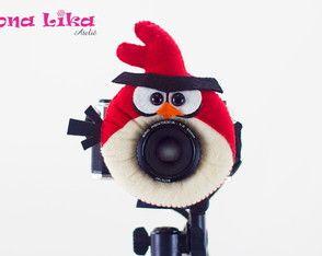 Acessório Câmera Fotográfica Angry Birds